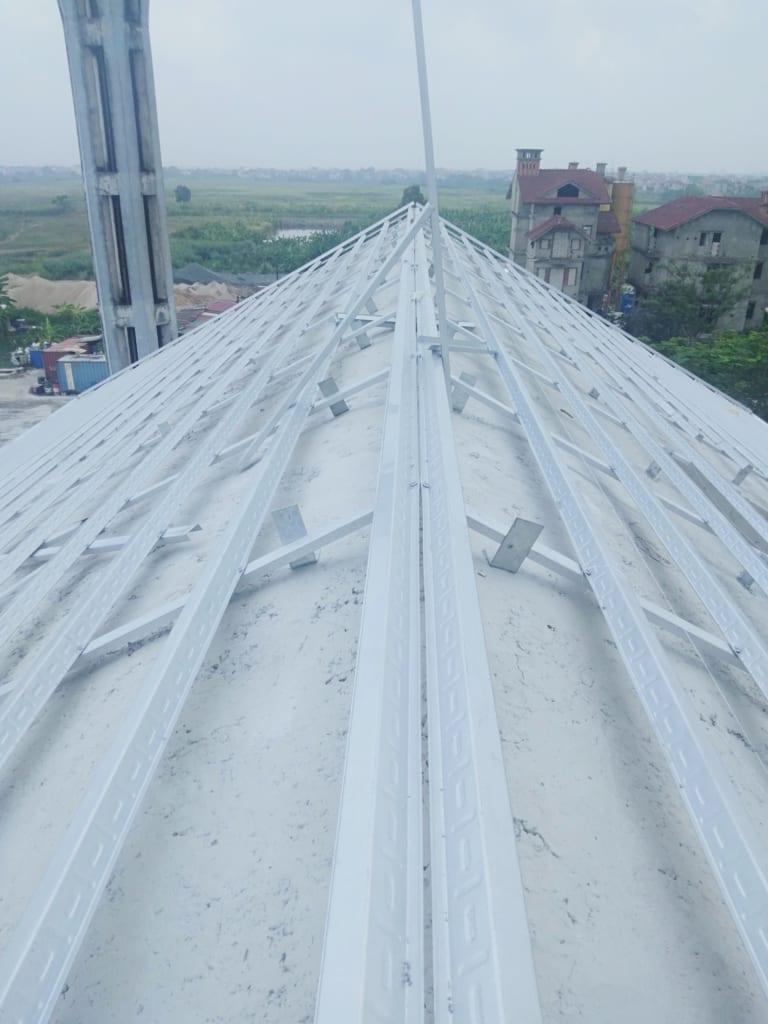 Kết cấu và cách lợp mái ngói uy tín giá rẻ tại mái nhà việt