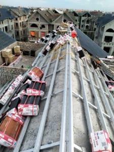 kết cấu và cách lợp mái ngói uy tín tại mái nhà Việt