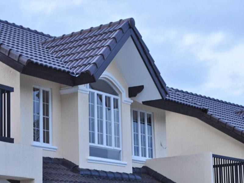 Chọn hình thức lợp mái dựa trên từng kiến trúc, điều kiện kinh tế.