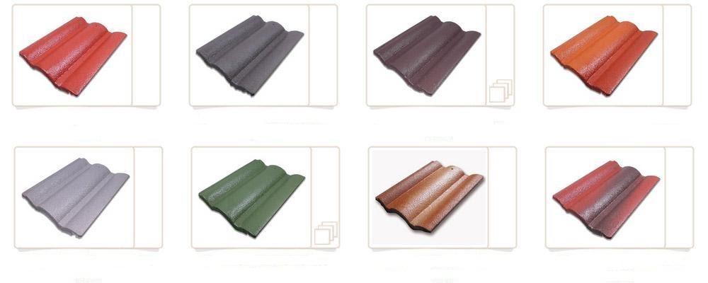Ngói màu SCG được đánh giá cao về độ bền và thẩm mỹNgói màu SCG được đánh giá cao về độ bền và thẩm mỹ