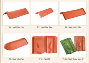 Mái Nhà Việt cung cấp đa dạng các loại ngói lợp khác nhau