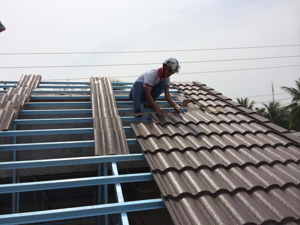 Mái nhà Việt - đơn vị thi công mái nhà uy tín tại Vĩnh Phúc