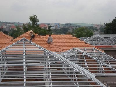 Cập nhật giá thi công mái nhà ở Vĩnh Phúc mới nhất hiện nay