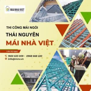 mainhaviet.com- dich vu thi cong mai ngoi thai nguyen