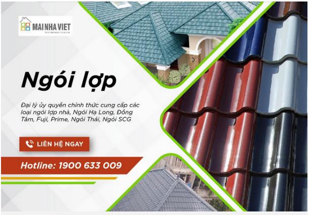 Mái Nhà Việt cam kết mang đến cho bạn ngói Hạ Long giá rẻ, chất lượng cao