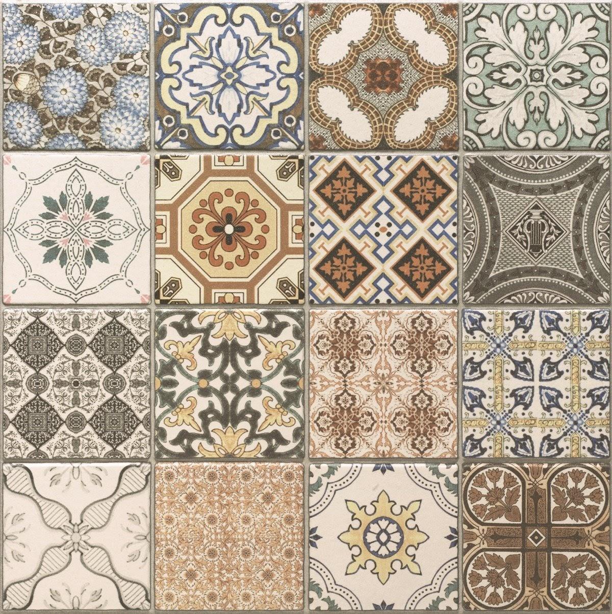 Gạch bông được sử dụng rất nhiều trong các công trình