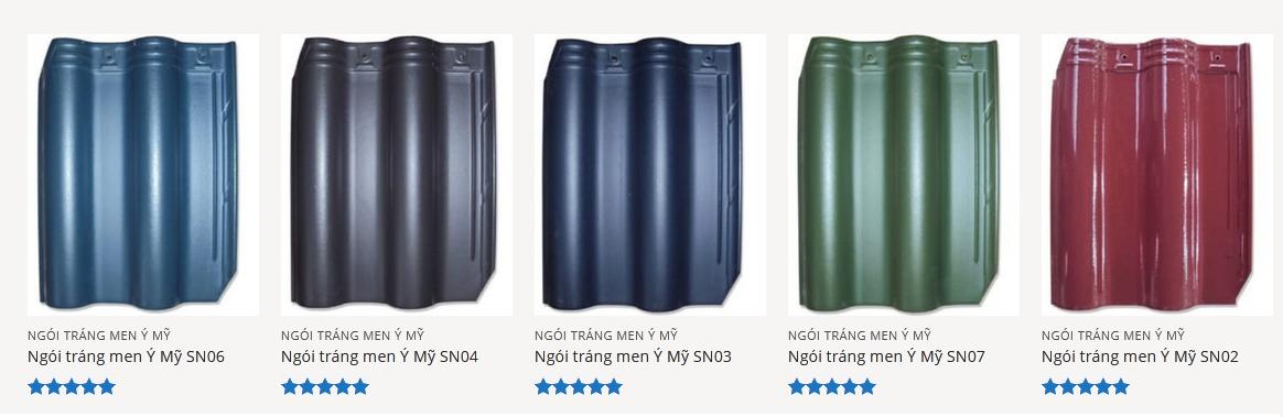 Mái Nhà Việt cung cấp đa dạng dòng ngói Ý Mỹ để khách hàng lựa chọn