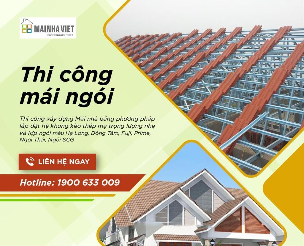 Mái Nhà Việt hỗ trợ giao sản phẩm tới tận địa điểm công trình mà khách hàng yêu cầu
