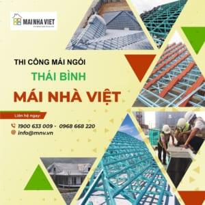 mainhaviet.com- dich vu thi cong mai ngoi thai binh
